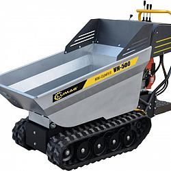 Lumag Hydraulische Mini Rupsdumper VH500 Diesel