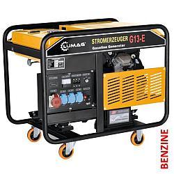 Lumag Generator G13E met starten op afstand