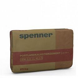 Cement CEM II/A-LL 42,5N (25 kg) (56 en 64 per pallet)