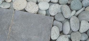 Zand, grond, siergrind en split