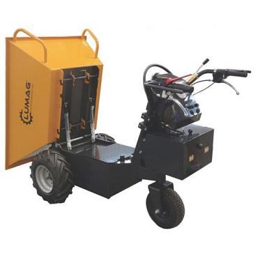 Lumag Electrische Accu Rupsdumper MD500E