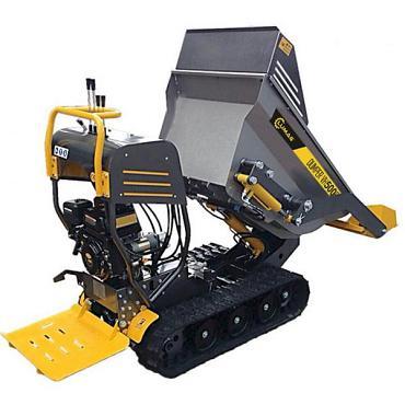 Lumag Hydraulische Mini Rupsdumper VH500 Pro GX