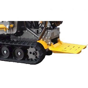 Lumag Hydraulische Mini Rupsdumper VH500 Pro Diesel