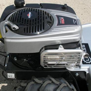 Lumag Benzine Ruw Terrein Grasmaaier HGS55058