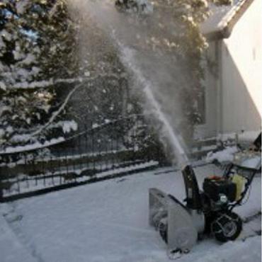 Lumag Sneeuwfrees SFR80