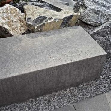Oud hollandse halve traptreden 50x40x20 cm Antraciet