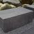 Oud hollandse zitelement (recht) 100x60x40 cm grijs