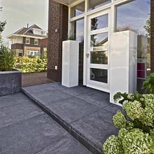 Oud hollandse tegels 60x60x7 cm Carbon