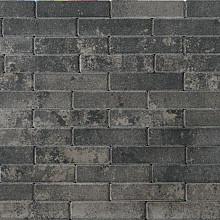 Facetto 20x5x6 Grijs/Zwart