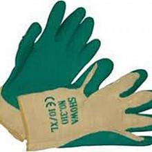 Handschoen Showa Groen 310 XXL