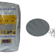 MBI onkruid vrij zand(20 Kg) Steengrijs