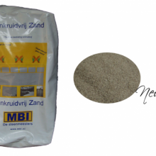 MBI Onkruidvrij voegzand(20 Kg) Neutraal