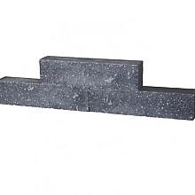 GIGAsplitblok Noors Antraciet 60x12x15cm