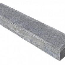 Oud hollandse betonbiels met facet 100x20x12 antraciet