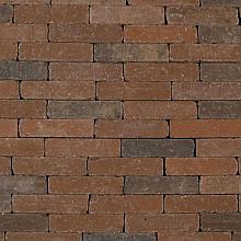 Abbeystones 20x5x7 cm Gesmoord Bruin