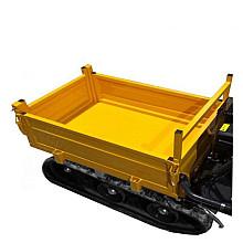 Lumag Transportbak DeLuxe tbv Mini Rupsdumper MD500H