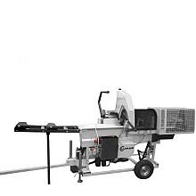 Lumag Zaag- Kloofmachine SSA400G