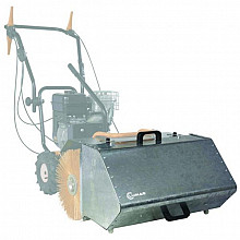 Lumag Opvangbak ten behoeve van Lumag KM600 Veeg- Borstelmachine