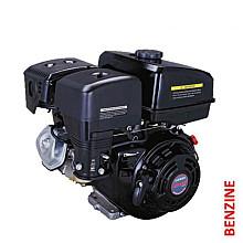 Lumag Loncin Benzine motor G270FL tbv oa RP160HPC