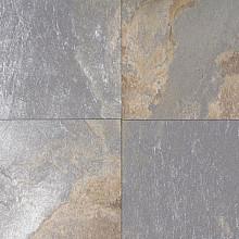 GeoCeramica® 100x100x4 Multicolor Stone Mix Dark