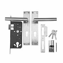 Slot RVS tbv frame deur (eurofix)