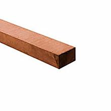 Azobe Geschaafd 4,5x7x250