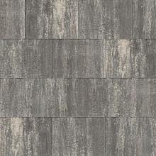 Lusso Stretto 28x18x14 cm grijs/zwart