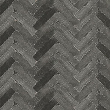 Abbeystones 20x5x7 cm nero met deklaag