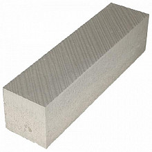 Linia Excellence Vento 15x15x60 cm Graniet grijs