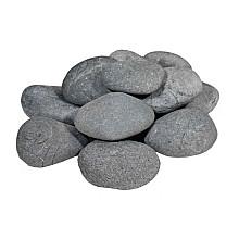 20 kg Beach Pebbles Zwart 30-60 mm