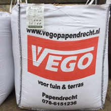 Big-Bag Ophoogzand